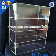 Made in China Unique design acrylic tobacco and cigarette display with led export Acrylic/PMMA/Plexi tobacco display stand