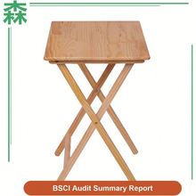 Yasen Houseware Outlets Convient For Picnic,Natural Wood Slab Dining Tables,Solid Pine Wood Dining Table