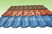 Color Chart For Stone Coated Metal Roof Tiles