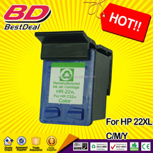 With CE, SGS, STMC, ISO 14001, ISO 9001 certificates for hp 22 ink cartridge
