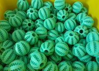 dog toy bouncing ball, rubber ball for dog ball with teeth dog toy
