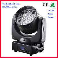 Event Moving Head 1910 19x15w Osram Cabezas Movil