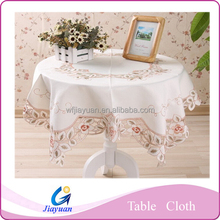 Resellers Hot Selling Colorful Tablecloth for Resturants