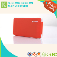 4 in 1 portable power bank 2200 mah + flashlight+ card reader + built-in usb cable