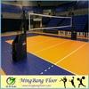 PP sports flooring Outdoor used volleyball court flooring interlocking tiles