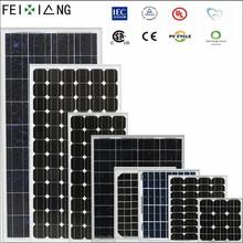 2015 top sale 12v 100w solar panel price, 280watts solar panel price