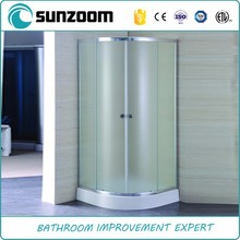 SUNZOOM free standing shower enclosure,simple shower room