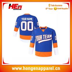Hongen appeal custom youth ice hockey jerseys cheap european/pattern ice hockey jersey