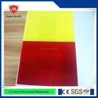 Chinese low price iridescent acrylic sheet