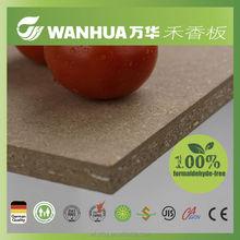 eco green no formaldehyde release kitchen cabinet MDF board