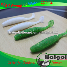 Various color soft fishing lure, swim lure, soft fishing lure mold