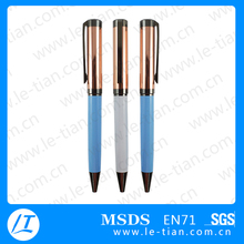 MP-189 China promotional gift stationery stylus metal ball pen with logo ballpoint