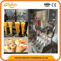 pizza cone machine for sale,sale pizza cone machine,pizza cone vending machine