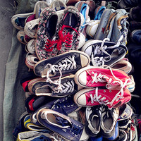 2015 used second hand clothes in bale men shoes