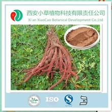 Hot Selling 100% Pure Salvia miltiorrhiza Bunge/Dan Shen Root powder
