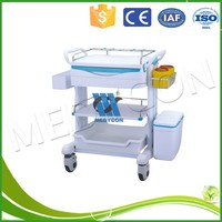 emergency dressing hospital medicine trolley