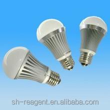 5W 7W 9W LED bulb light, LED bulb lighting, LED light bulb voice actived LED bulb