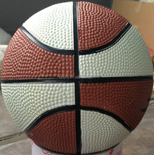 Customized Best-Selling cheap size 1 rubber basketball