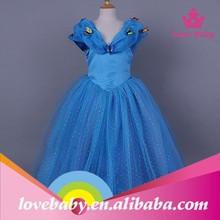 el último de los niños parte cenicienta vestidos para niñas lbs5031701