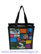 Super Volume Fanshional Eco Bag 100% rpet shopping bag