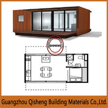 Steel container house/home for sell in guangzhou