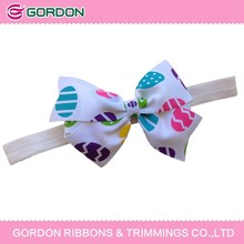 elastic ribbon for hair ties/kinds of ribbon/female tie bow tie