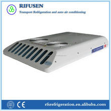 Roof mounted air conditioner AC11 for van with large cooling air volume