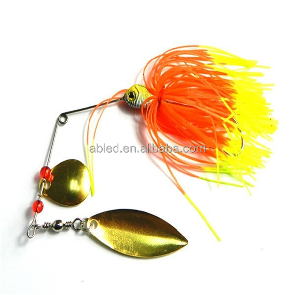 Wholesale fishing spinner metal fishing lure fishing for Cheap fishing spinners