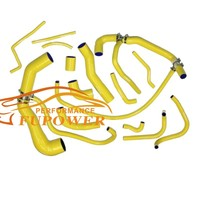 UPGRADE PERFORMANCE HOSE KIT **FITS** LANDROVER DEFENDER 300 300TDi TDI EGR FULL UNDER BONNET SILICONE HOSE PIPE KIT