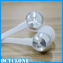 Stereo earphone with volume control and microphone for LG g2 g3