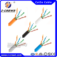 Unique Design UTP Cat5e Color Code For Lan Cable On Promotion