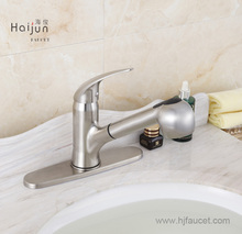 cUPC Single Handle Tap Pull out Brass Kitchen Faucet (82H20-BN)