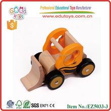 2015 New Wooden Toy Car - Patrol Wagon Toy