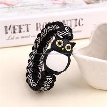 New hot lovely cartoon animals flash stick pen drive bracelet shape usb bracelet 2.0 memory