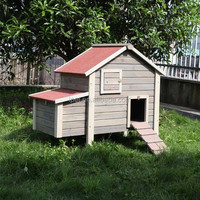 Wooden Poultry House CC094