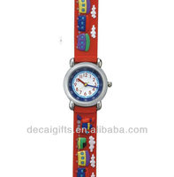 Sports hand watch rubber wrist watch fancy hand watches