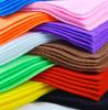 100% high quality colored wool felt