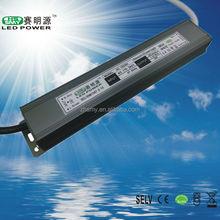Class 2 Power Supply LED Driver 40W ip67 waterproof EMC PF 0.95