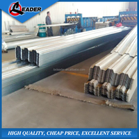 Corrugated galvalume steel sheet used for container house