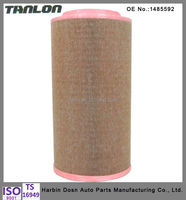 Air Filter OEM 1485592 for SCANIA TRUCK the best price high quality best selling