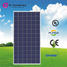 High efficiency poly best price solar panel 300w