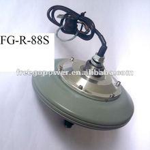 8 pulgadas de la rueda de motor 24v 250w hub motor eléctrico para silla de ruedas eléctrica