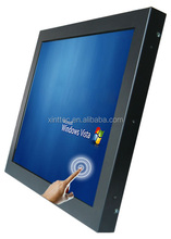 21.5 inch Cheap usb powered open frame touch screen monitor, multi projected capacitive touch screen monitor with fast shipping