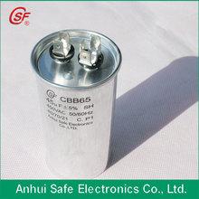 capacitor supplier air conditioner capacitors sh capacitors ac motor run capacitors Made in China