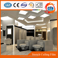 top quality no dust pvc antirust stretch film