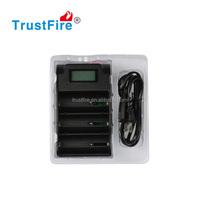 TrustFire TR-008 Charger 12v DC charge 3.7v 26650 battery charger USB socket
