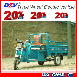 Top Quality Three Wheel Electric Vehicle