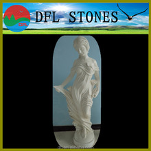 Chinese outdoor park sculpture marble carved sculpture for park&home project design
