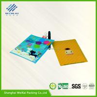 good quality pp document case, office pp l shape document folder a4 pp folder, plastic L shape file folder SHWK4255