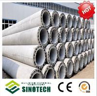 Easy operater prestressed concrete poles/concrete spun pole making machine